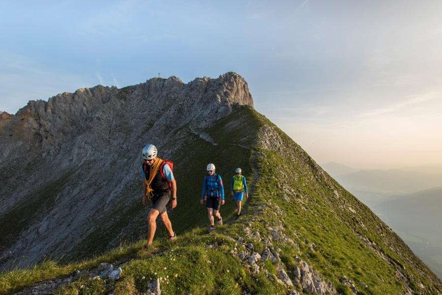 Wilder Kaiser mountain tour in Tyrol