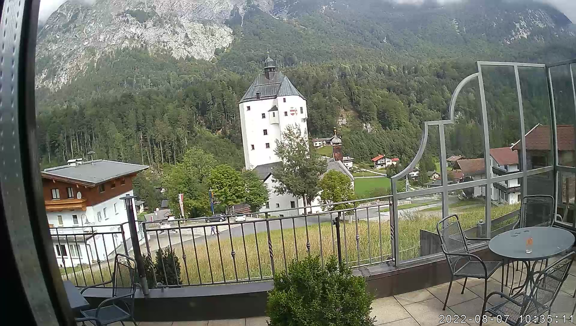 Webcam Mariasteinerhof
